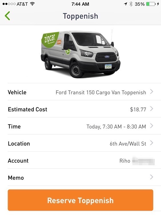 ZipCar 2